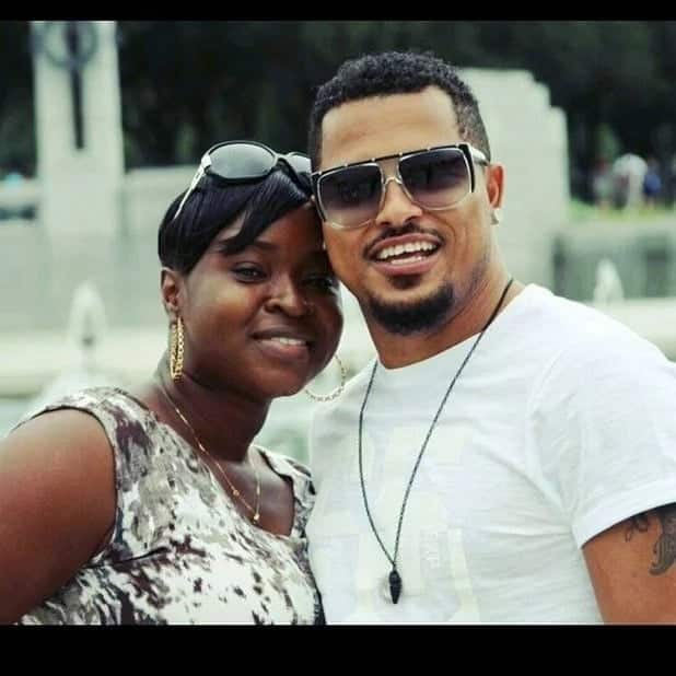 Story and pictures of Van Vicker and family