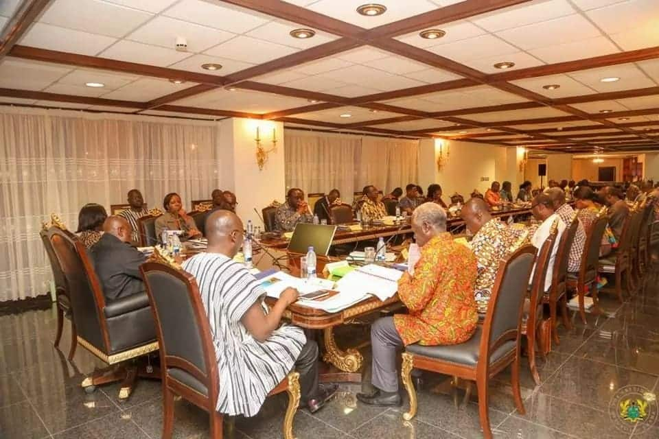 Ministers to face 'firing squad' with Akufo-Addo one-on-one