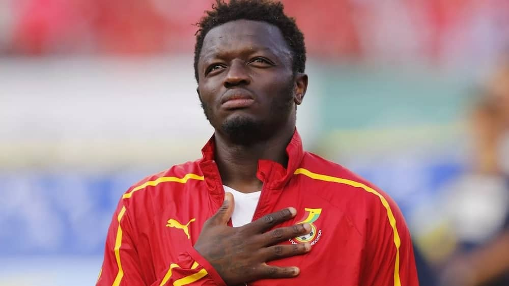 All time best players in Ghana