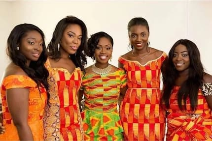Latest kente styles - Amazing fashion you need to watch out for 2019
