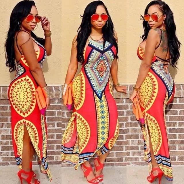 latest african dresses fashion insigts for Ghanaian women