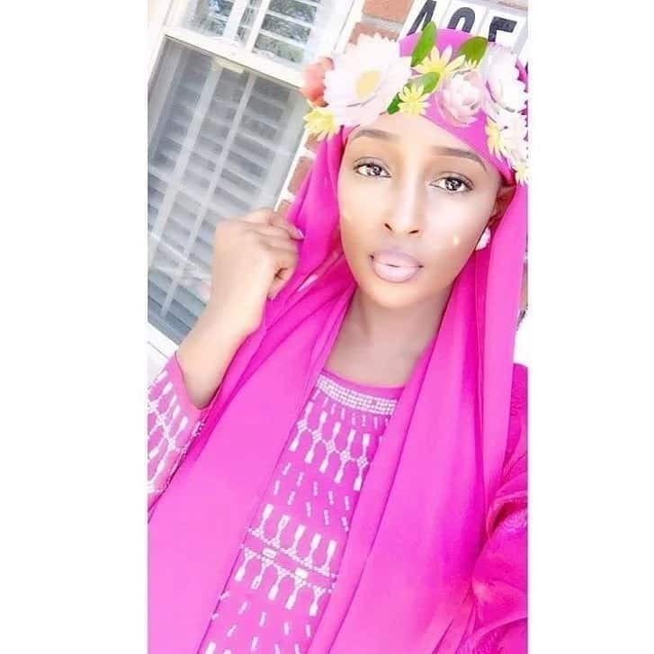 Meet Ibrah One's beautiful wife Dija Labelle