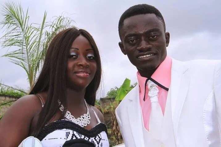 Kwadwo Nkansah And His Wife