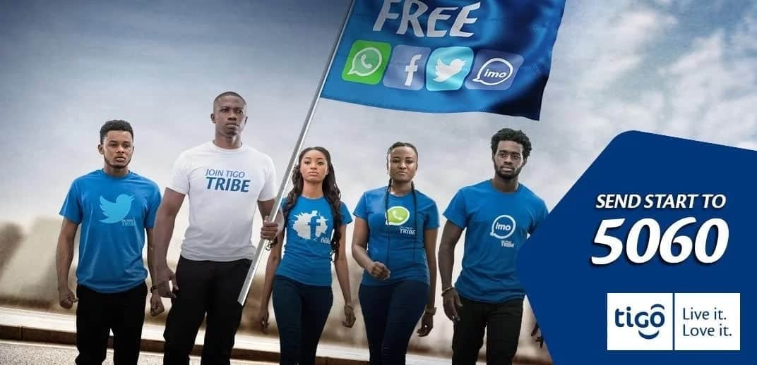 How to activate tigo tribe code in Ghana