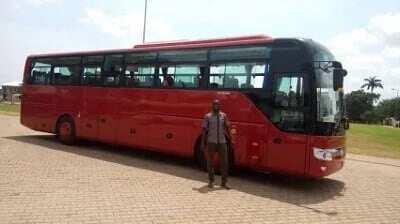 Asante Kotoko get new bus from Asantehehe