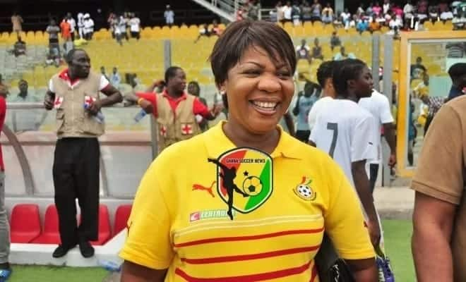 Meet the only woman on the GFA Executive Committee who received GHC300 from Anas