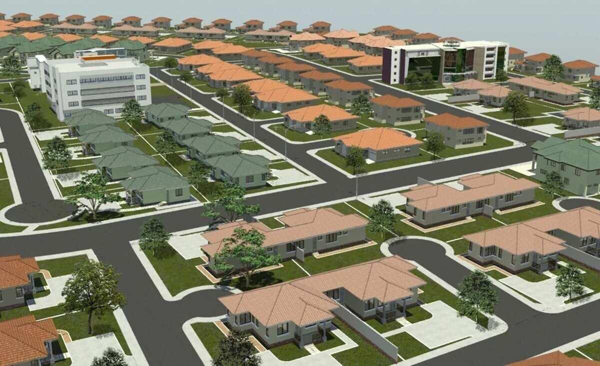 5 top elite areas in Ghana's capital