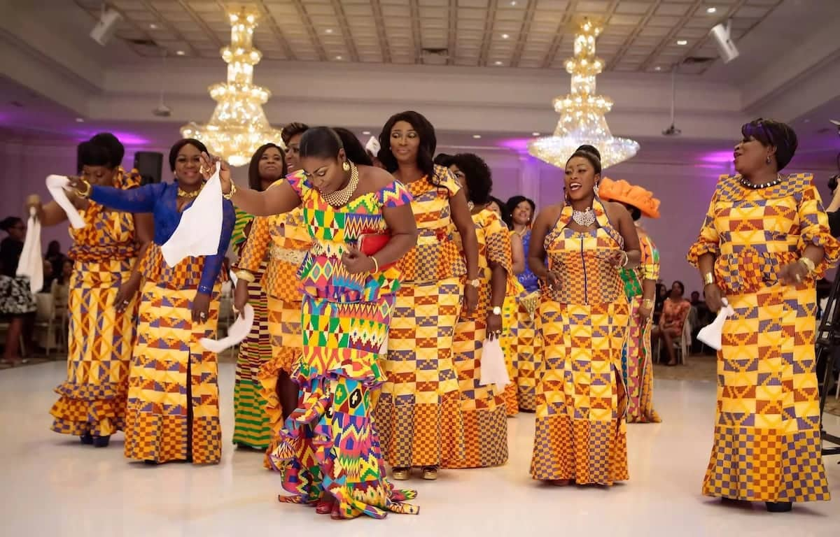 Ghanaian Traditional Wedding Dresses Diffe Styles Brands Lengths Ages And How To