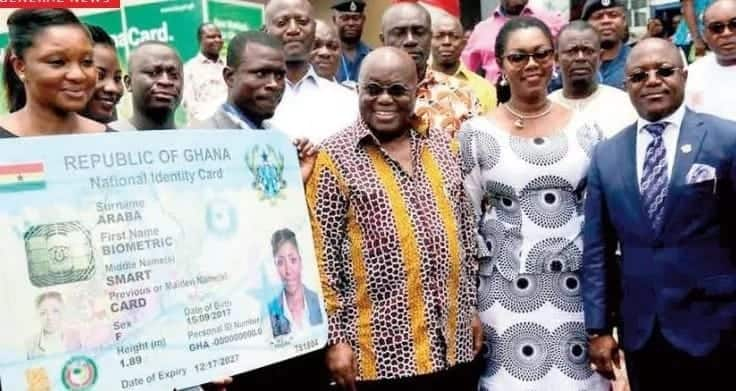 Ghana National ID Card - Application Process & Requirements