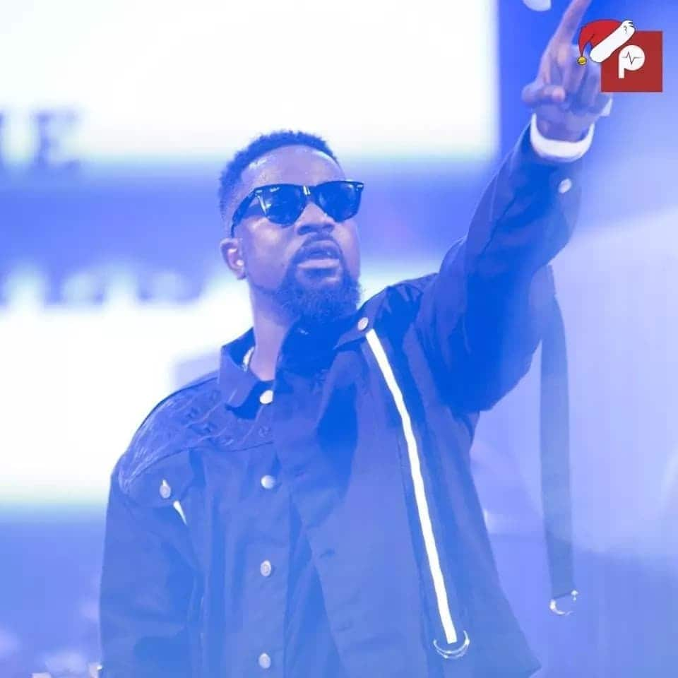 23 photos that show Sarkodie's Rapperholic Concert was dope