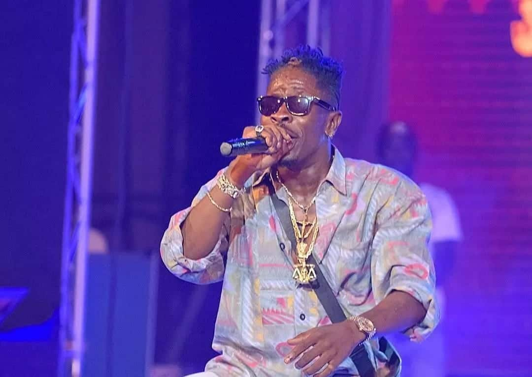 Shatta Wale speaks after winning only one award at the 2018 VGMAs