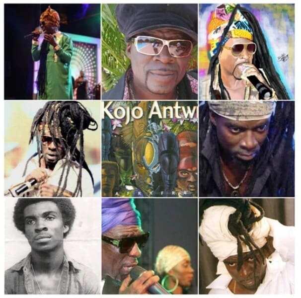 kojo antwi music