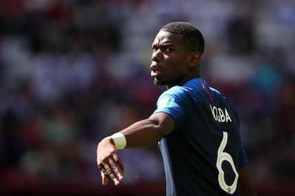 Pogba wins it for France in ugly 2-1 victory over Australia at Russia 2018
