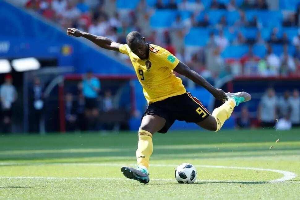 Belgium beats Tunisia 5-2 in Group G match