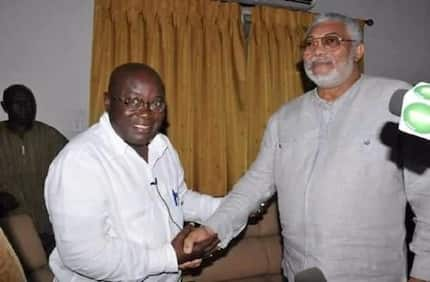 Lecturer sternly cautions Nana Addo against Rawlings and NPP praise singers