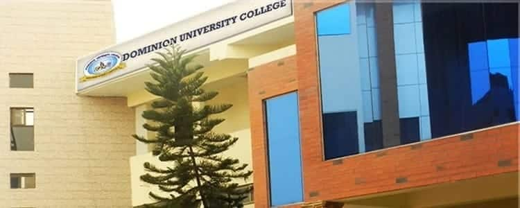 dominion university college fees programmes at dominion university college dominion theological seminary ghana dominion bible school