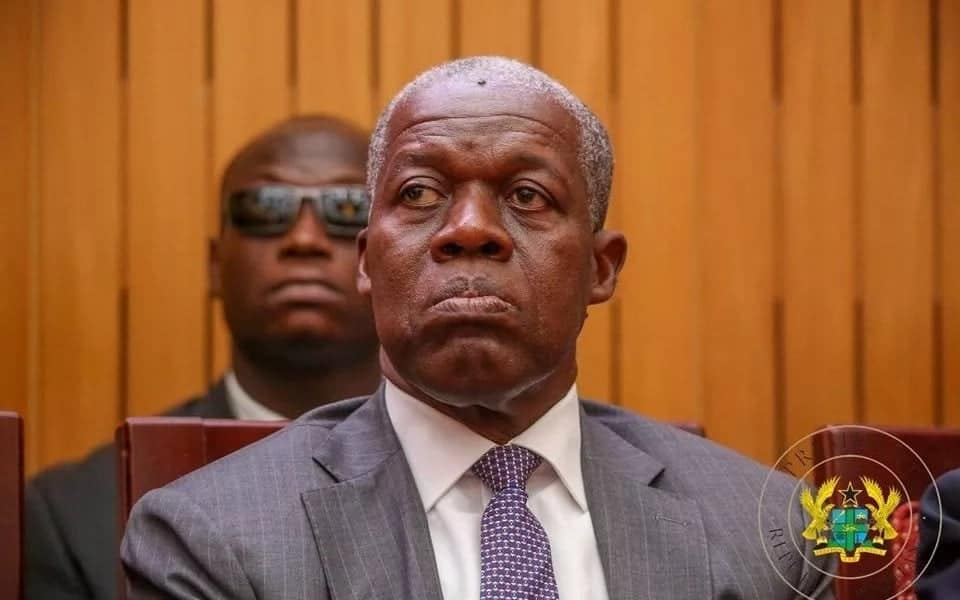 Ghanaian celebrities mourn the death of former vice president Amissah-Arthur