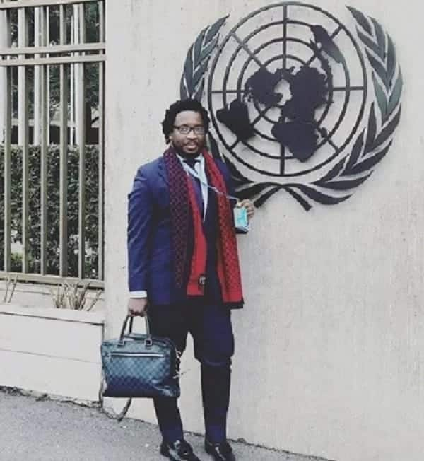 Gospel singer Sonnie Badu gets UN job