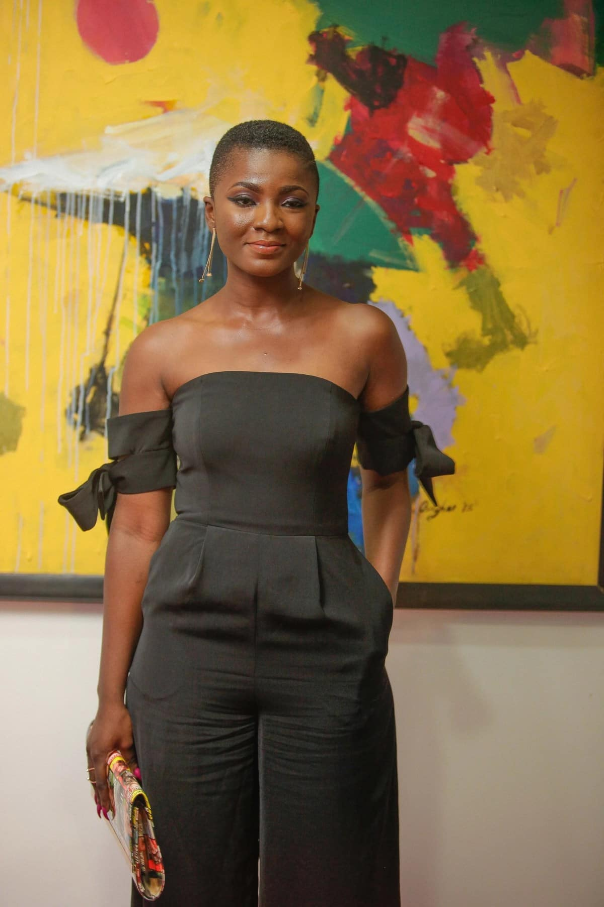 Ahoufe Patri opens up about her London-based Mr. Right