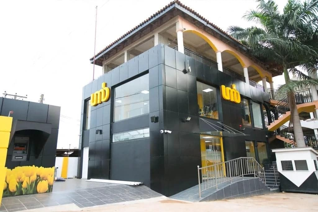 UMB Bank branches