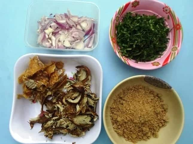 How to Prepare Okro Soup with Ogbono