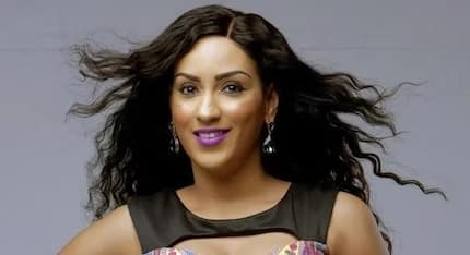 Juliet Ibrahim flaunts her son who is all grown up now in the most adorable 'mother and son' photos