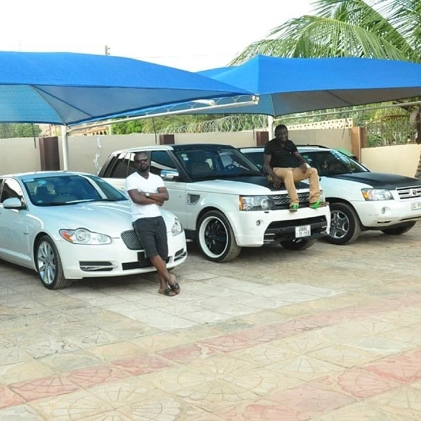 6 young Ghanaian billionaires social media suspects them to be 'fraud boys'