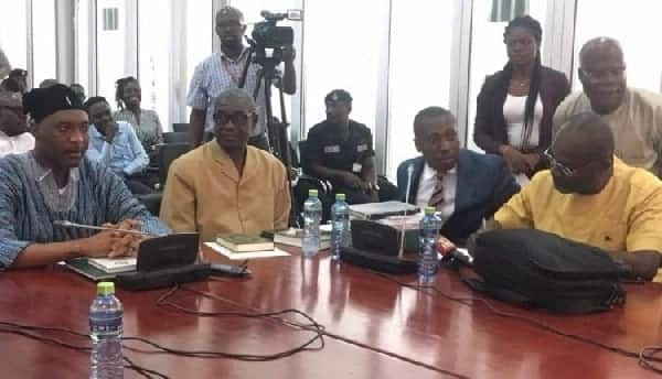 Ken Agyapong refuses to sit by Muntaka at Privileges Committee
