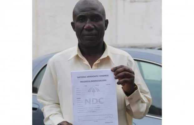 NDC man arrested for impersonation