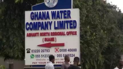 Breaking News: Manager of Ghana Water Company shot dead
