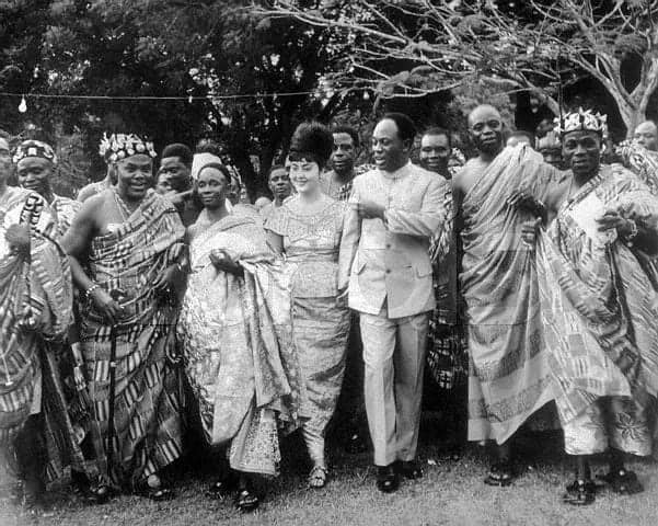 A trip down the walls of our ancestors: Ghana's history in pictures