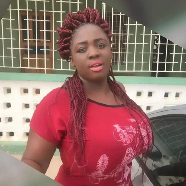Actress Tracy Boakye reveals why she isn't bothered when her man cheats
