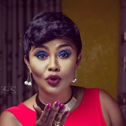 We are too stunned for words by the sheer elegance of Nana Ama Mcbrown