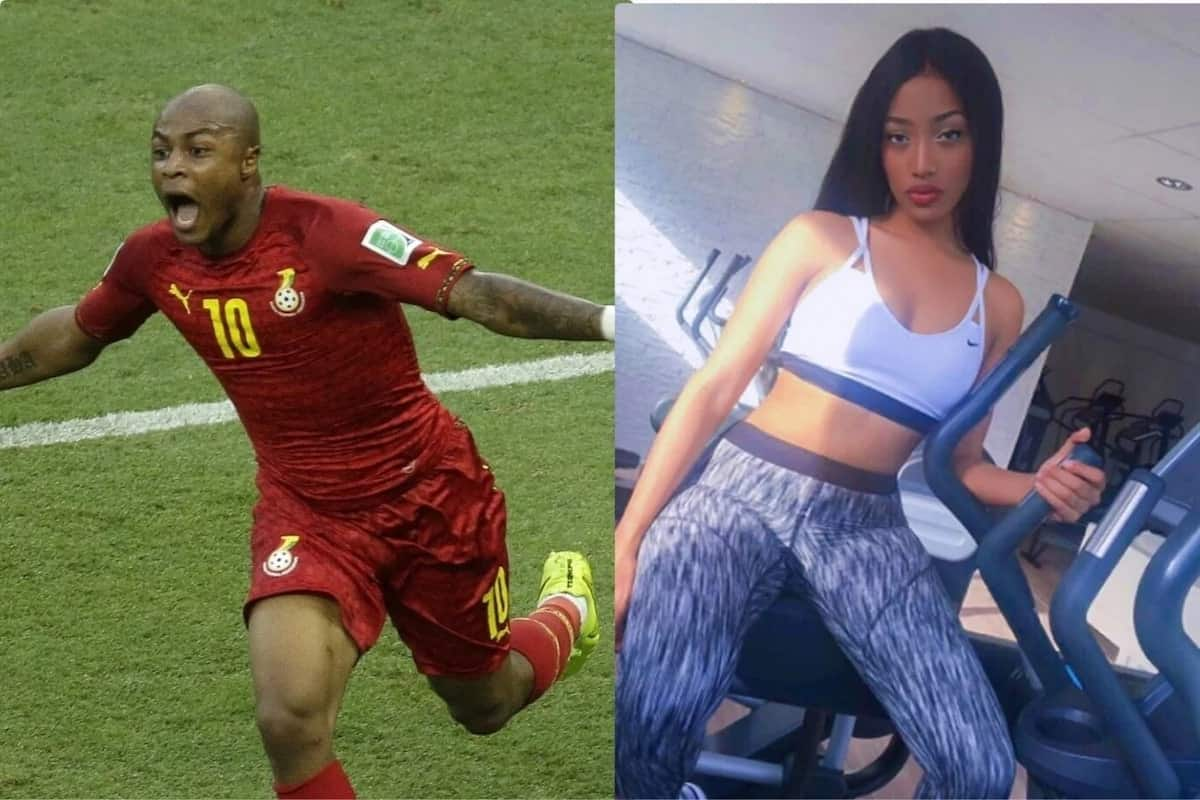 Andre Ayew mentioned in sex scandal involving musician