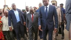 Nana Addo's supposed 'secret' meeting with Togo President