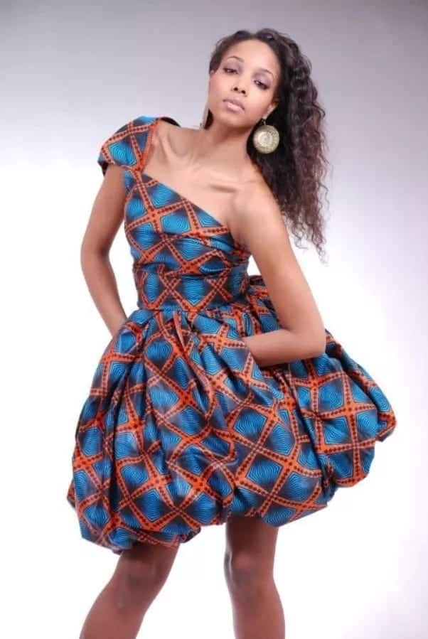 African modern traditional dresses