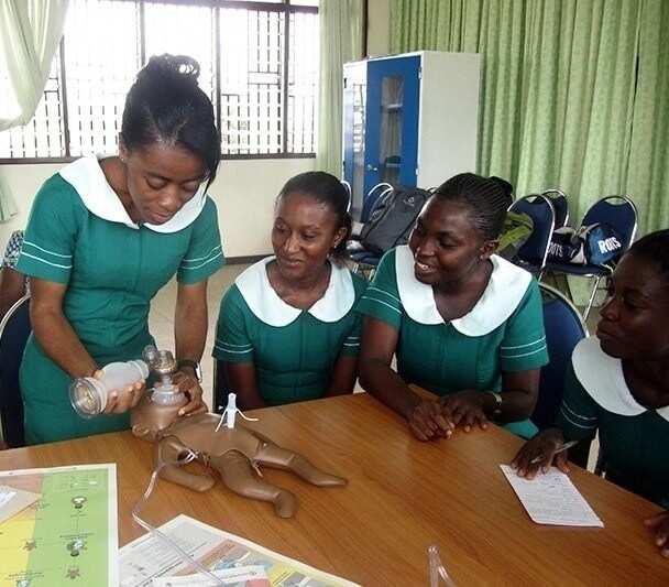 37 Nursing School 37 Military Nursing training forms Military nursing school programs What grade can i get admission at 37 Military Nursing Training, Accra 37 nursing training