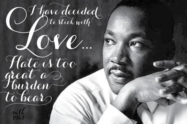 Martin Luther King quotes Best MLK quotes Quotes from Martin Luther King MLK nonviolence quotes