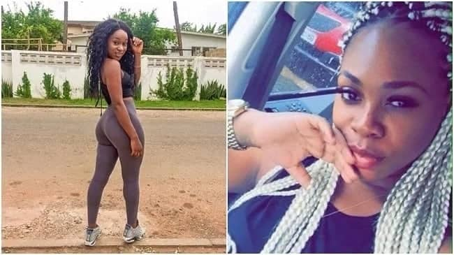Shatta Michy is cool with me 'hosting' her man in bed – US-based actress
