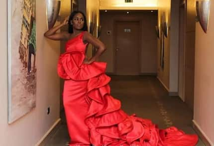 All the mean and funny things Ghanaians said about Berla Mundi's VGMA dress