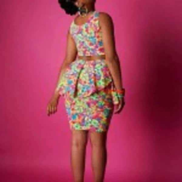 Latest African Wear Styles in Ghana- office wear