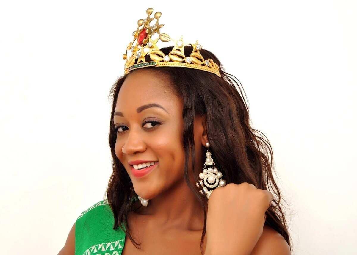 Ghana most beautiful winners