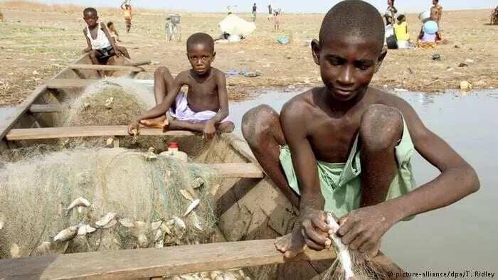 child trafficking in Ghana