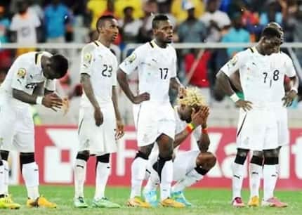 AFCON qualifier cancellation costs Ghana on FIFA ranking as Black Stars slide one place