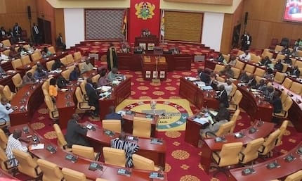 MP mentions names of communities in his constituency in parliament and all MPs 'roll on the floor' (Video)