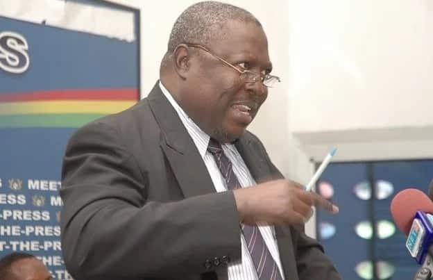 'I cannot live in harmony with criminals'- Martin Amidu