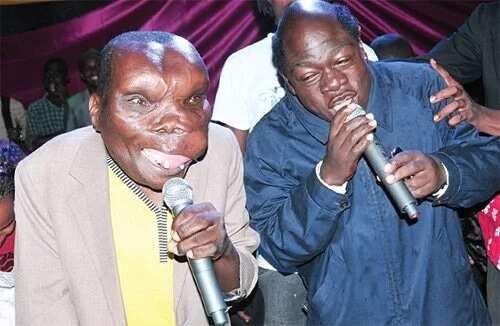 Uganda's ugliest man defies odds to live normal life ▷ YEN.COM.GH
