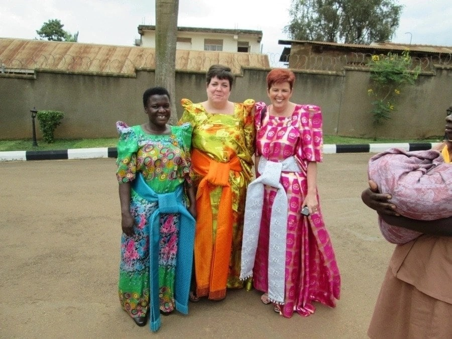 African dresses for wedding guests