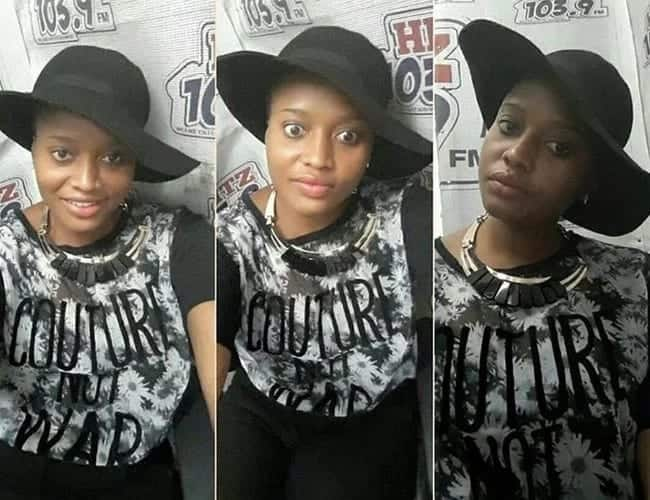 MzGee is now hooked and her smile is simply infectious