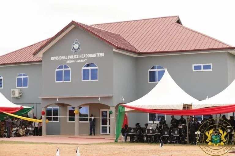 Gov't to deploy 8,700 CCTV cameras deploy to fight crime - Akufo-Addo reveals